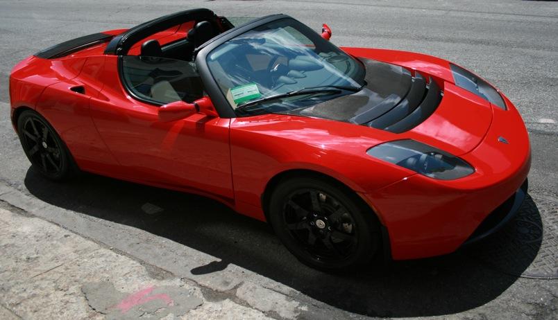 Tesla Roadster – Electric Car Elation | Medicine Think